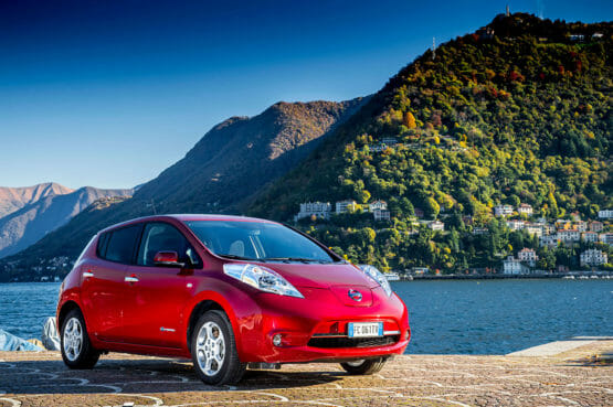Nissan Leaf 24kWh 2015 car charging guide with macxcharger
