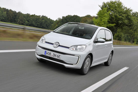 Volkswagen e-Up 2016