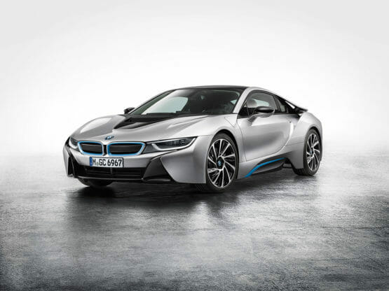 BMW i8 2015 charging Guide